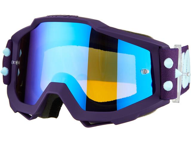 100% Accuri Anti Fog Mirror Goggles Ungdom maneuver